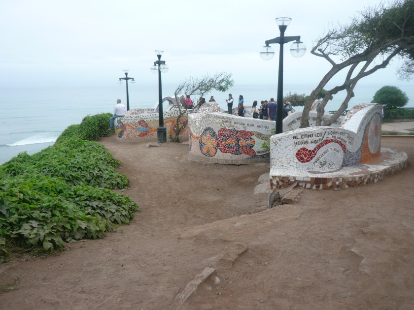 A Park in Lima